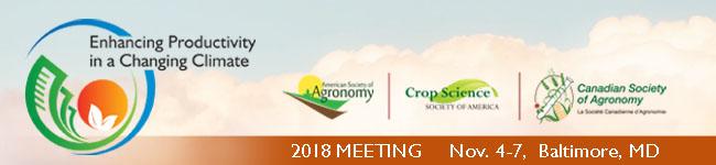 ASA-CSSA Meeting Logo