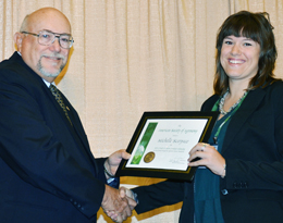 American Society of Agronomy Award