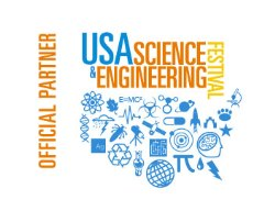 USA Science and Engineering Festival logo
