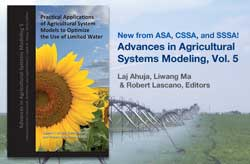 Cover of ag modeling book