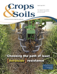 Crops & Soils cover